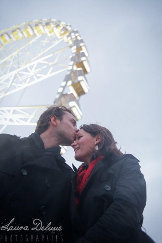 Love Session à Paris