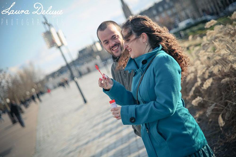 Photos couple Bordeaux