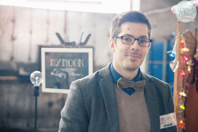Wedding planner Julien Mymoon